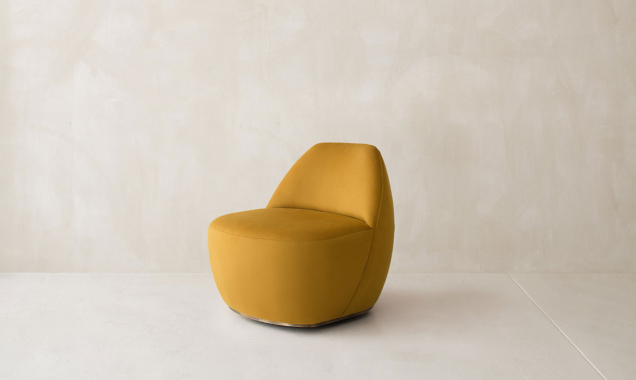 D&Co. Calonia Swivel Chair